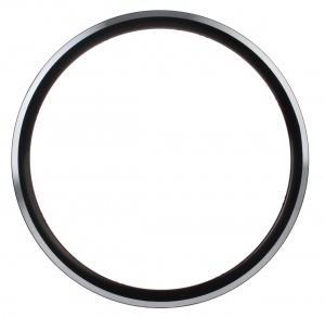 BATAVUS-jante 20 in aluminium 14 g noir