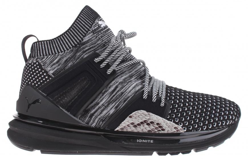Bog Sans Limites Chaussures Puma Baskets Hi Noir Noir gL0oGSMd