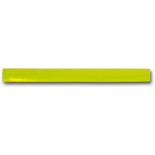 Afbeelding van 4 Act Reflex Klemband Snap Wrap Geel 3x34 cm