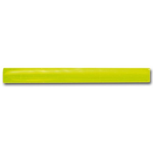 Afbeelding van 4 Act Reflex Klemband Snap Wrap Geel 4.4x44 cm