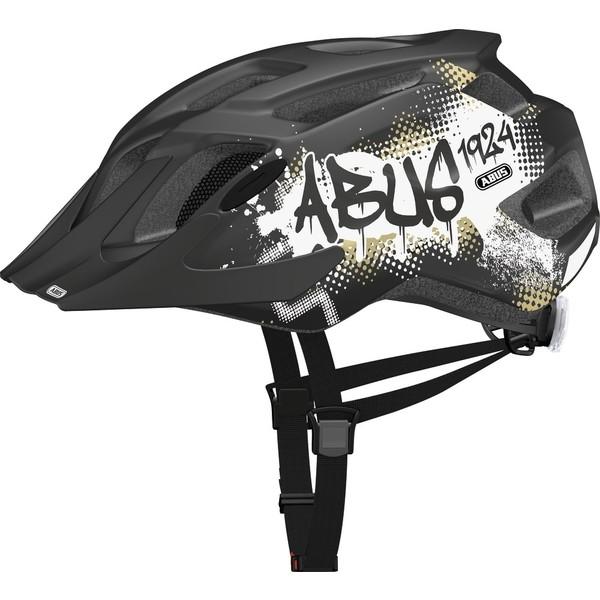Afbeelding van Abus Helm Mountx Maat S (46 52 cm) MTB/ATB Velvet Zwart