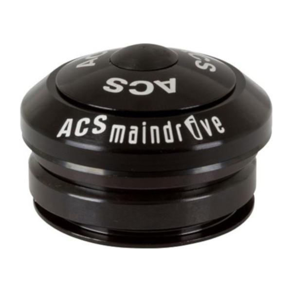 Afbeelding van ACS balhoofdstel BMX 1 1/8 inch ahead zwart