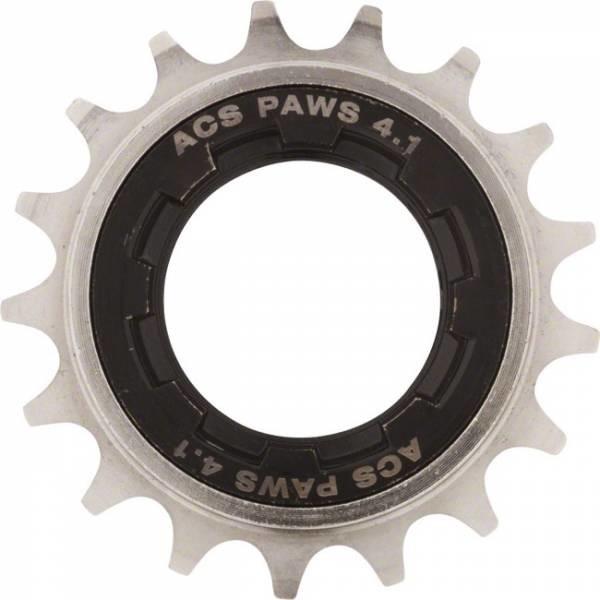 Afbeelding van ACS freewheel 20T 1/2 x 3/32 inch zwart/grijs