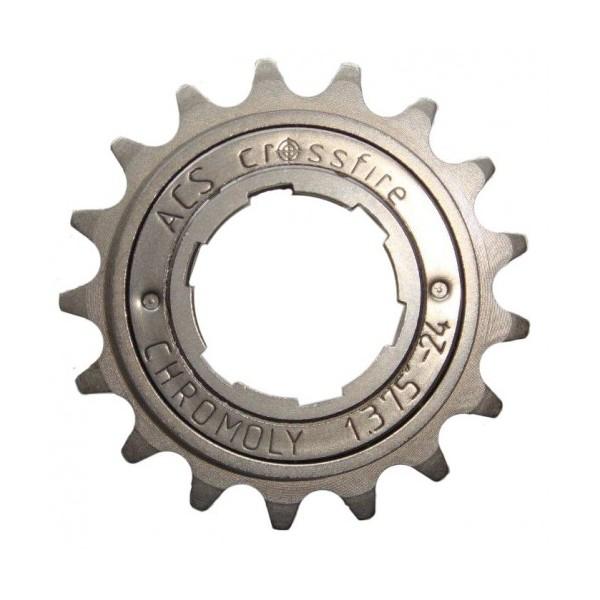Afbeelding van ACS freewheel Crossfire 19T 1/2 x 3/32 inch grijs