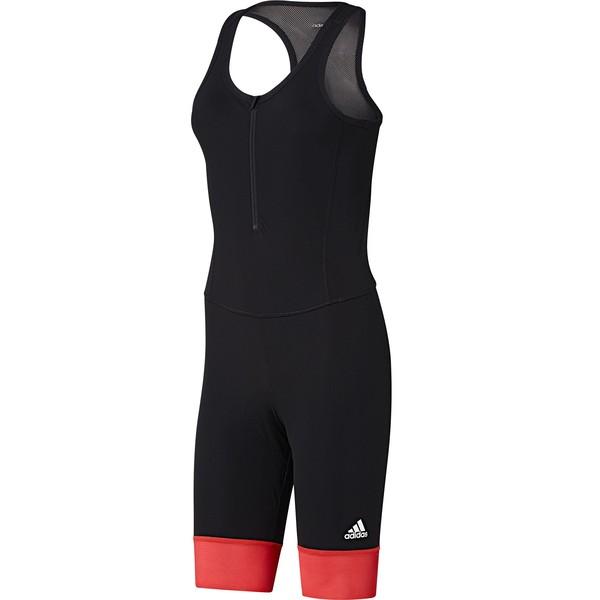 adidas fietsbroek Adistar BodyW dames zwart maat XS
