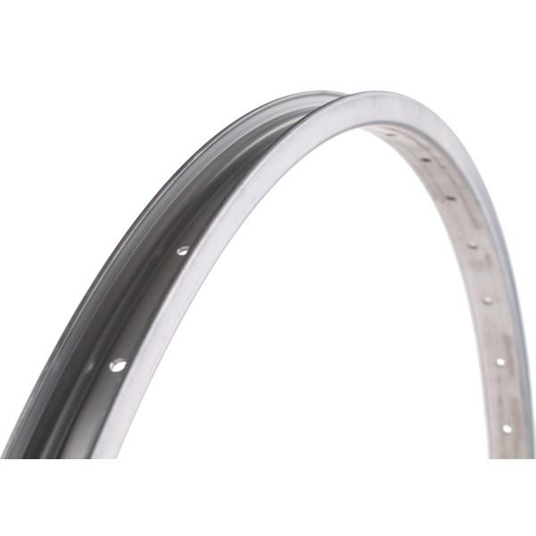 Alesa velg 26 inch 36G aluminium 14G zilverver