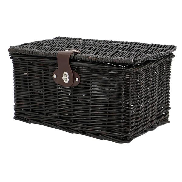 Afbeelding van AMIGO bakkersmand voor 15,5 liter donkerbruin