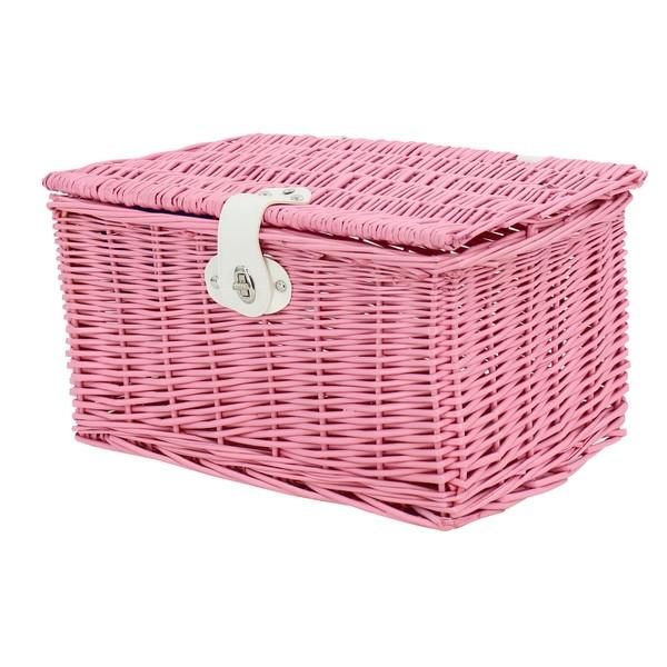Afbeelding van AMIGO bakkersmand voor 15,5 liter roze