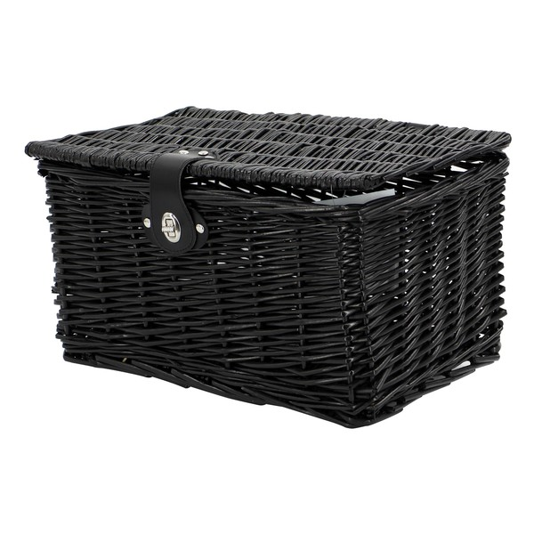 Afbeelding van AMIGO bakkersmand voor 15,5 liter zwart