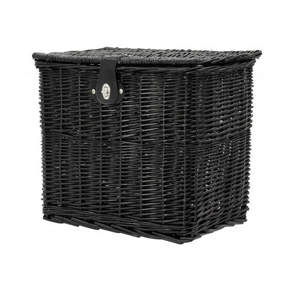 Afbeelding van AMIGO bakkersmand voor 25,5 liter zwart