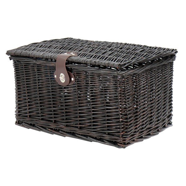 Afbeelding van AMIGO bakkersmand voor 31 liter donkerbruin