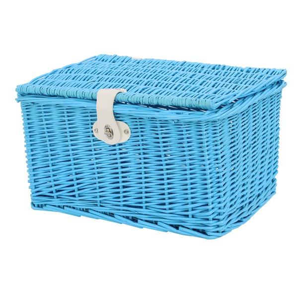 Afbeelding van AMIGO bakkersmand voor 31 liter lichtblauw