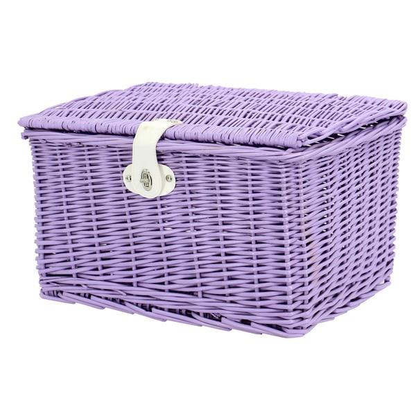 Afbeelding van AMIGO bakkersmand voor 31 liter paars