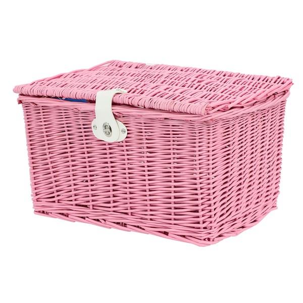 Afbeelding van AMIGO bakkersmand voor 31 liter roze