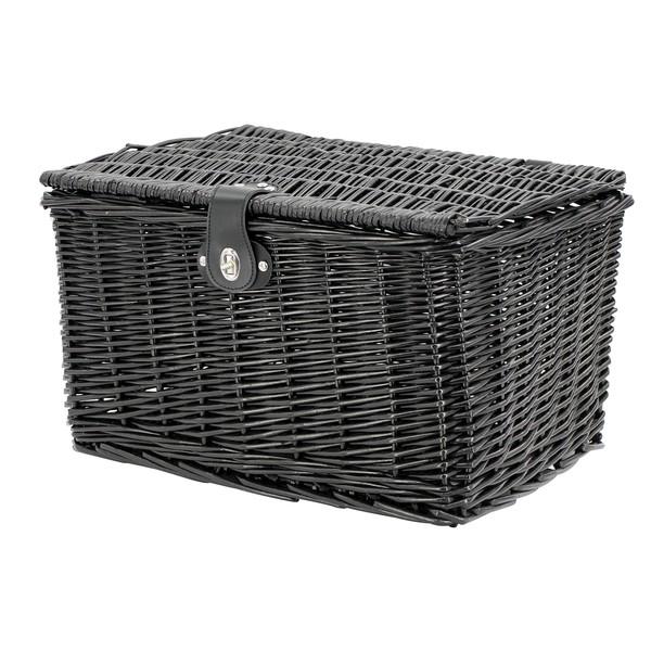 Afbeelding van AMIGO bakkersmand voor 31 liter zwart