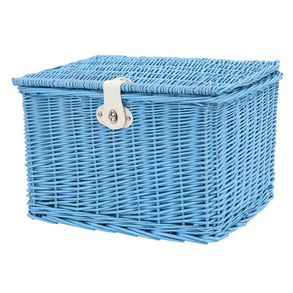 Afbeelding van AMIGO bakkersmand voor 46,5 liter lichtblauw