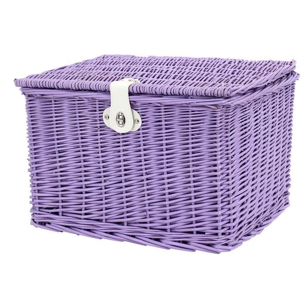 Afbeelding van AMIGO bakkersmand voor 46,5 liter paars