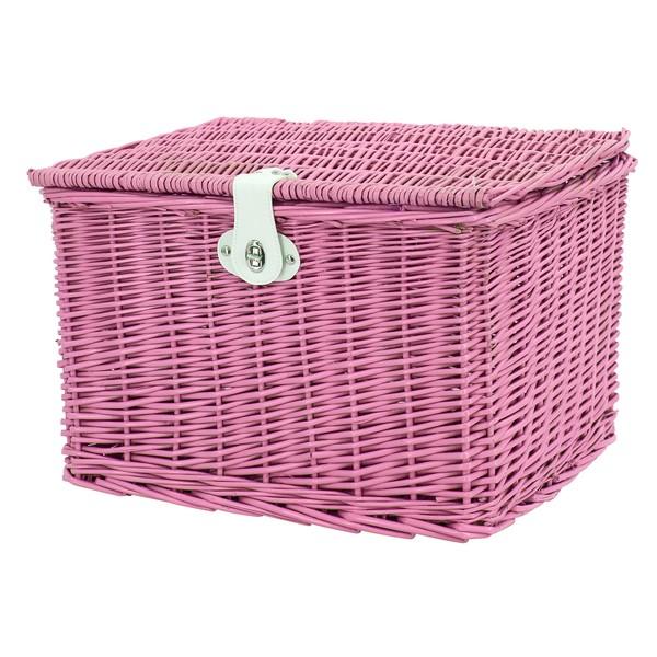 Afbeelding van AMIGO bakkersmand voor 46,5 liter roze