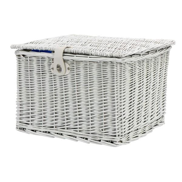 Afbeelding van AMIGO bakkersmand voor 46,5 liter wit