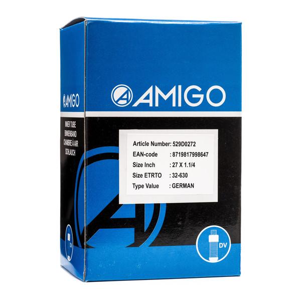 Afbeelding van AMIGO Binnenband 27 x 1 1/4 (32 630) DV 45 mm
