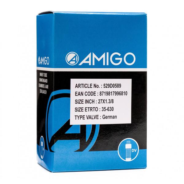 AMIGO Binnenband 27 x 1 3/8 (35 630) DV 45 mm Onderdelen & Accessoires aanschaffen doe je het voordeligst hier
