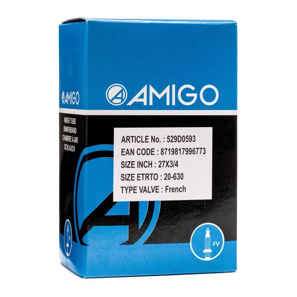 AMIGO Binnenband 27 x 3/4 (20 630) FV 48 mm Onderdelen & Accessoires aanschaffen doe je het voordeligst hier