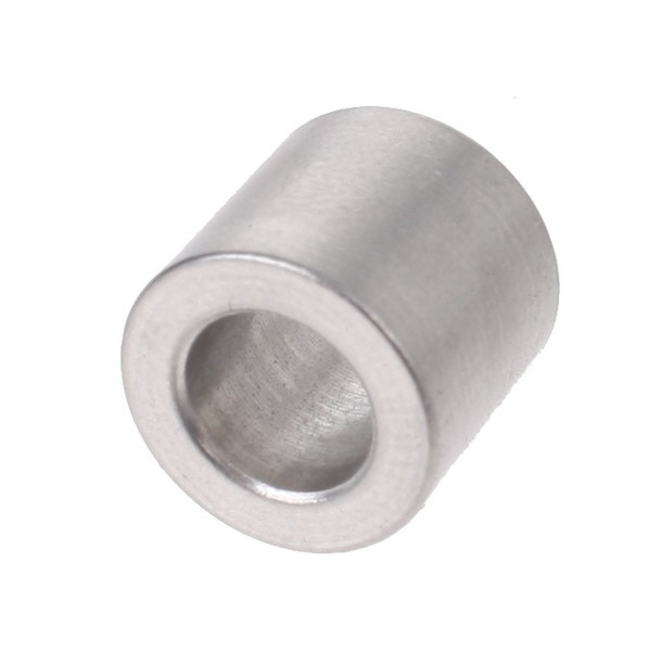 TOM opvulbuisjes voor montage ringslot 20 stuks zilver