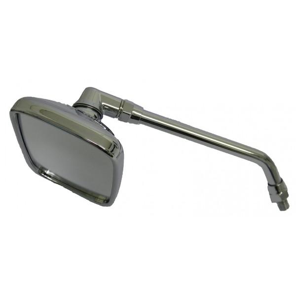 Amigo Spiegel M10 Rechthoek Zilver Per Stuk