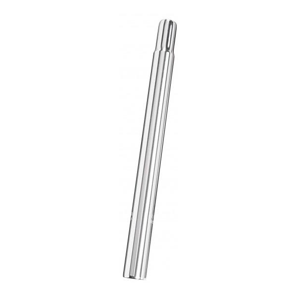 Amigo zadelpen vast kaars 26,2 x 350 mm staal zilver thumbnail