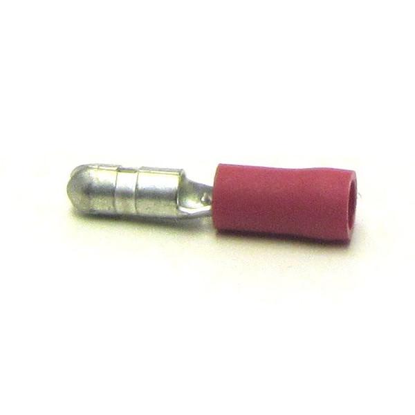 Afbeelding van AMP Kabelschoen Man Rond 4.0 Per 25 Stuks