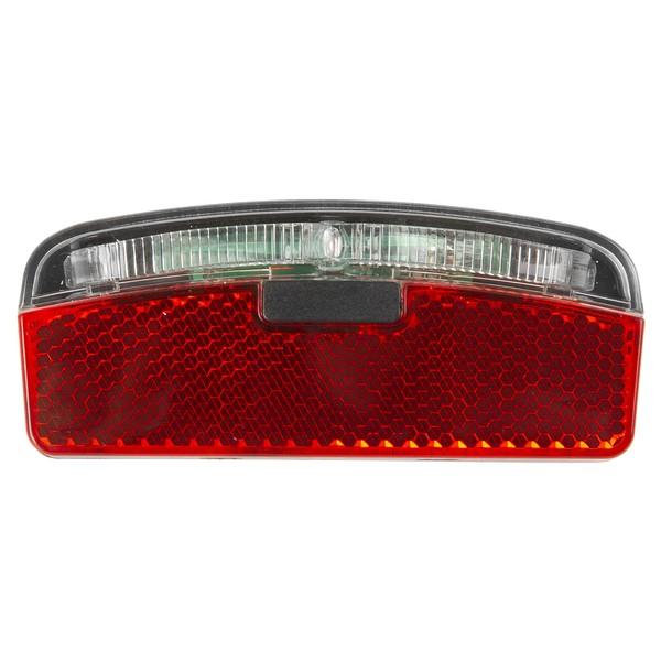 Afbeelding van Anlun Achterlicht 75 mm voor dynamo rood