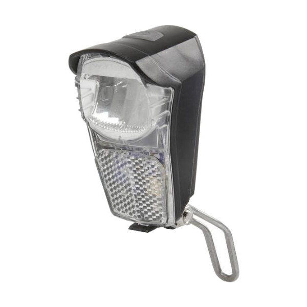 Afbeelding van Anlun koplamp 20/10 lux batterij led blister zwart