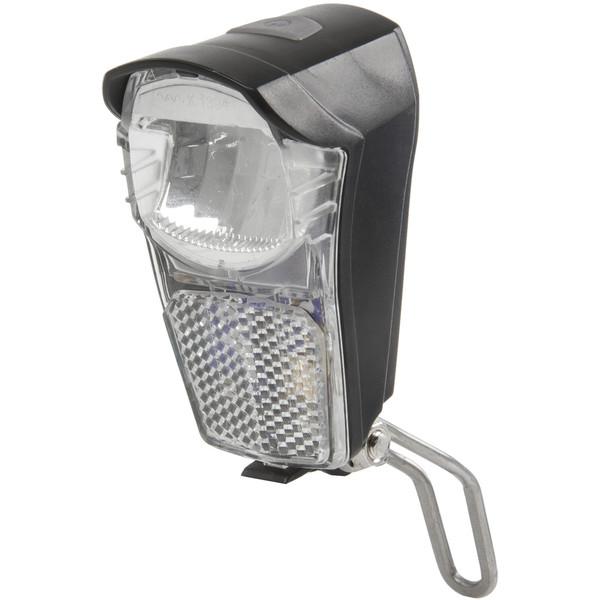Afbeelding van Anlun koplamp 20/10 lux batterij led zwart