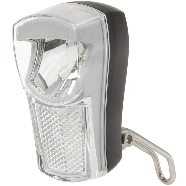 Afbeelding van Anlun koplamp in blisterverpakking 30 lux batterij led zwart