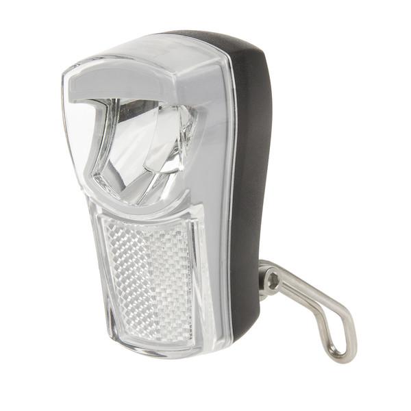 Afbeelding van Anlun koplamp 30 lux batterij led zwart