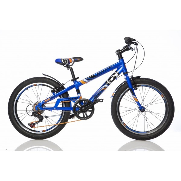 Aurelia Fast Boy 20 Inch 25 cm Jongens 6V V Brake Blauw