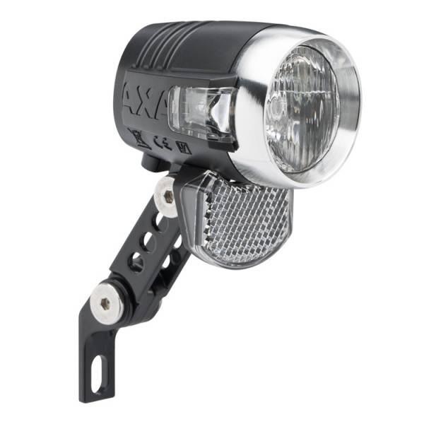 Afbeelding van AXA AXA Blueline koplamp 50 Lux Switch zwart