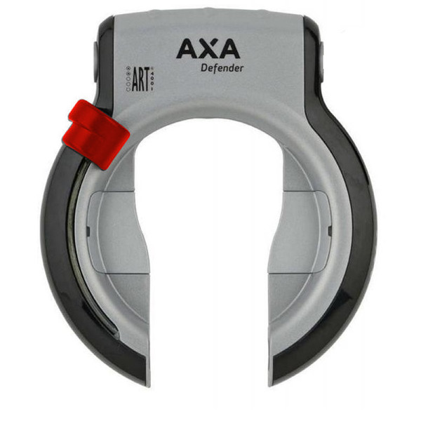 Slot Axa Ring Defender Rl Zilver-Zwart