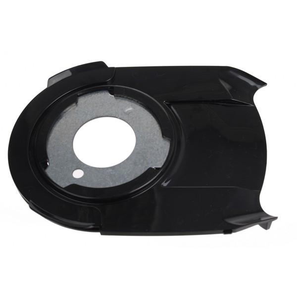 Afbeelding van Batavus kettingkast deel Agudo achterkant zwart 15 x 12 cm