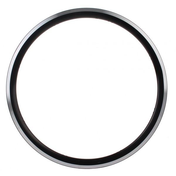 Batavus velg 16 inch staal 16G zwart