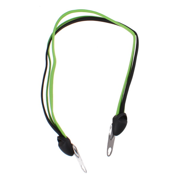 Afbeelding van Bibia snelbinder Trio City 62 cm zwart/groen