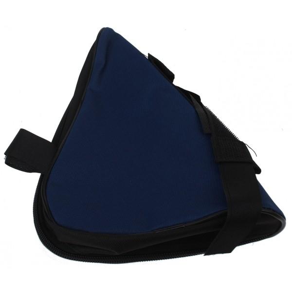 Bicycle Gear frametas Bicycle 1 L nylon blauw Onderdelen & Accessoires aanschaffen doe je het voordeligst hier