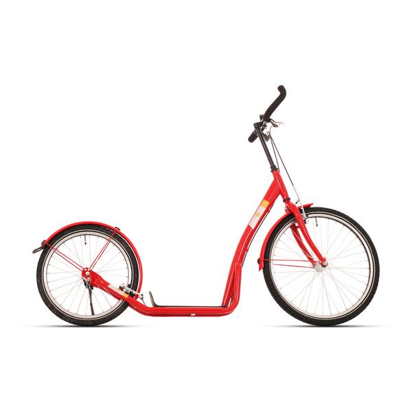 Bike Fun step Bike2Go 24 Inch Unisex V Brake Rood
