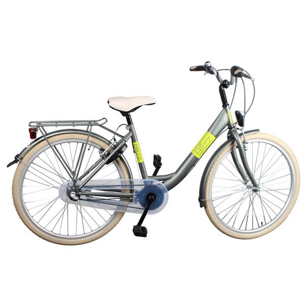 Afbeelding van Bike Fun Blizz 26 Inch 43 cm Meisjes 3V V Brake Matgroen