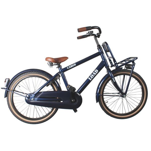 Afbeelding van Bike Fun Cargo 20 Inch 33 cm Jongens Terugtraprem Blauw