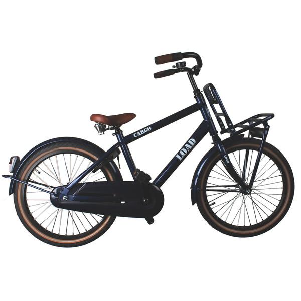 Afbeelding van Bike Fun Cargo 20 Inch 33 cm Jongens Terugtraprem Zwart