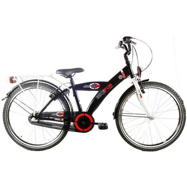Afbeelding van Bike Fun City 24 Inch 36 cm Jongens 3V Terugtraprem Zwart