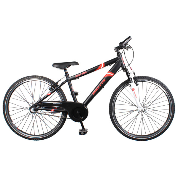 Bike Fun Crash 26 Inch 39 cm Jongens 3V Terugtraprem Zwart