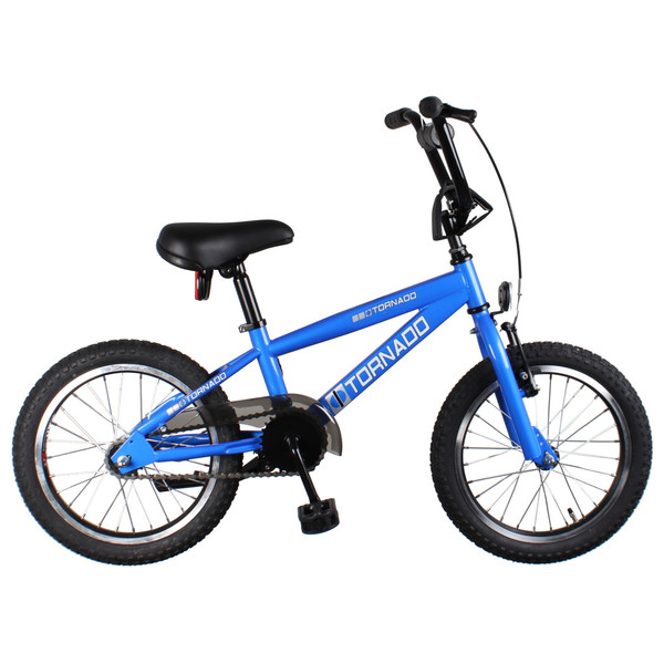 - Bike Fun Cross Tornado 16 Inch 34 cm Junior Terugtraprem