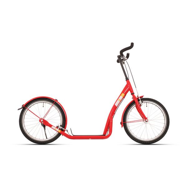 Bike Fun step 20 Inch Unisex V Brake Rood
